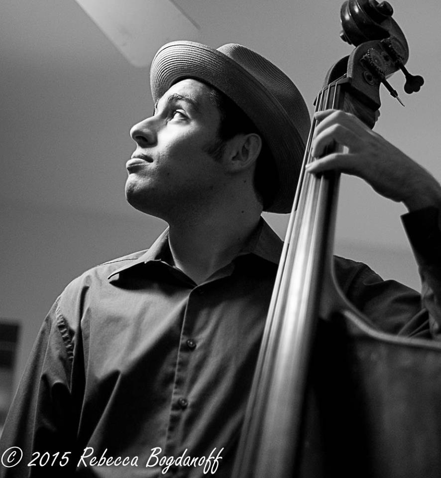 Image result for Michael Alvidrez, bassist